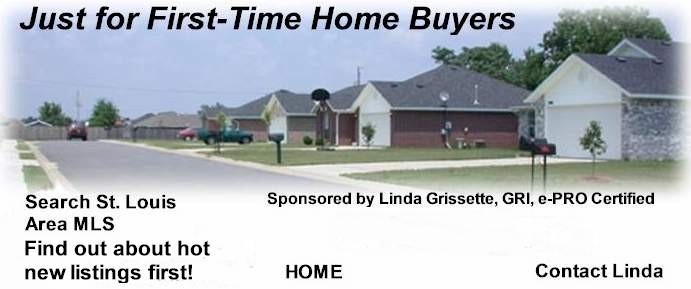 Just for First Time Home Buyers from Linda Grissette of VIP Real Estate